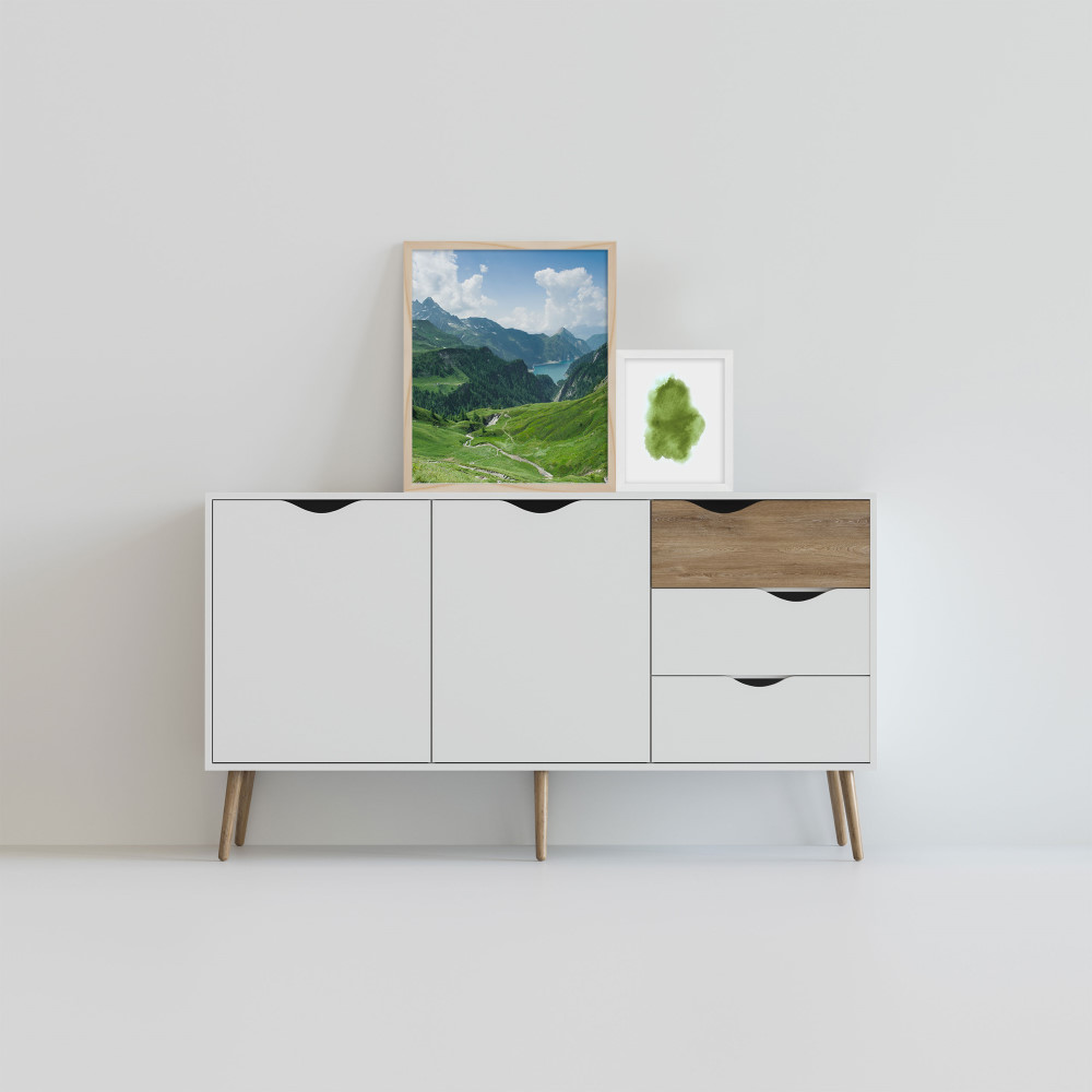 Nielsen Holz-Bilderrahmen Apollon