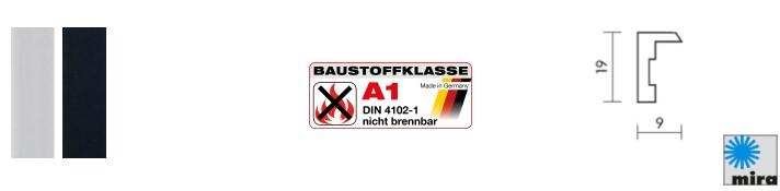 A1 Brandschutz-Bilderrahmen Kanto (Mira)