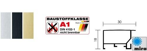 A1 Brandschutz-Bilderrahmen Grando (Mira)