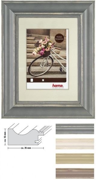 hama Holz-Wechselrahmen Vélo