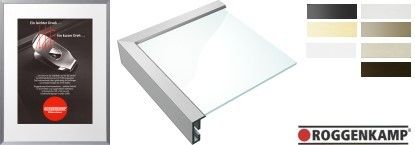 Aluminium Bilderrahmen Roggenkamp
