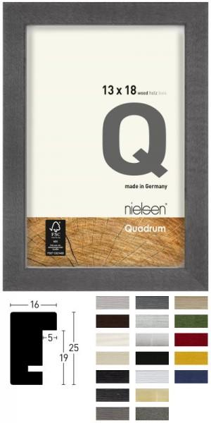 Nielsen Holz-Wechselrahmen QUADRUM 16x25