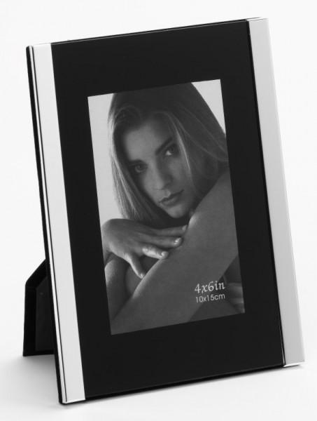 Portraitrahmen 832, schwarz