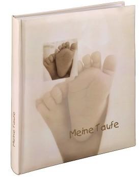 Buch-Album Baby Feel Taufe