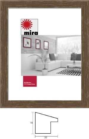 Mira Holz-Wechselrahmen Profil 2080