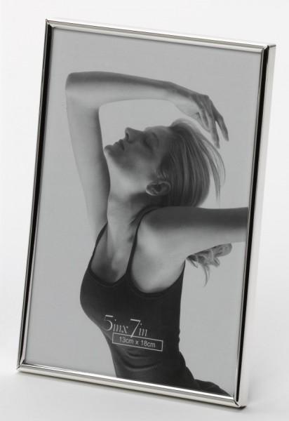 Portraitrahmen 811, silber hochglanz