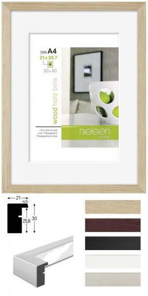 Nielsen Holz-Wechselrahmen APOLLO
