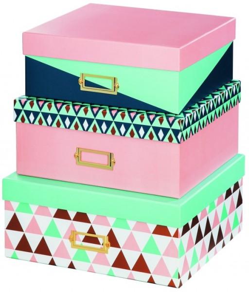 Aufbewahrungsboxen-Set Designline