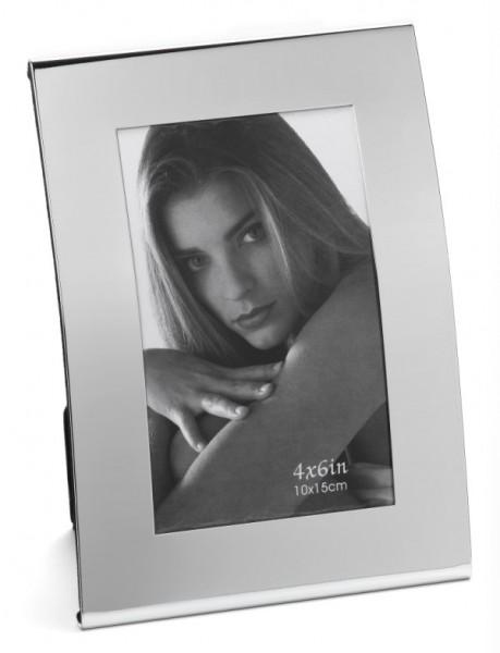 Portraitrahmen 821, silber hochglanz