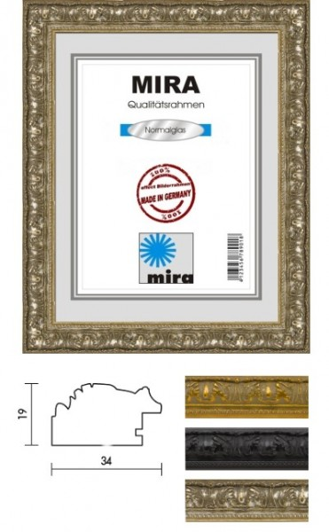 Mira Holz-Wechselrahmen Profil 94