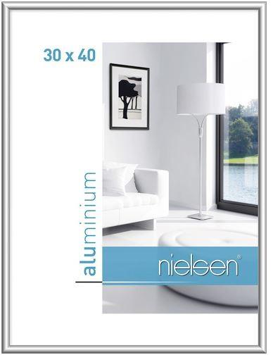 Aluminium Bilderrahmen Nielsen