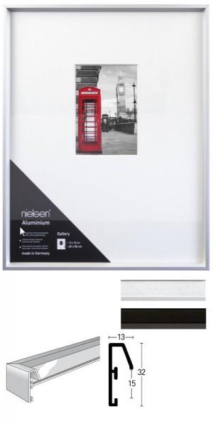Nielsen Aluminium-Wechselrahmen GALLERY