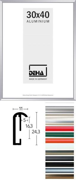 Deha Aluminium-Wechselrahmen Profil 10