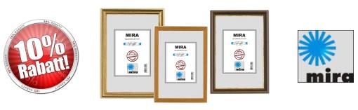 10% Rabatt auf die Bilderrahmen-TopSeller von Mira