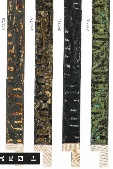 Larson-Juhl Relic mit vier Oberflächen